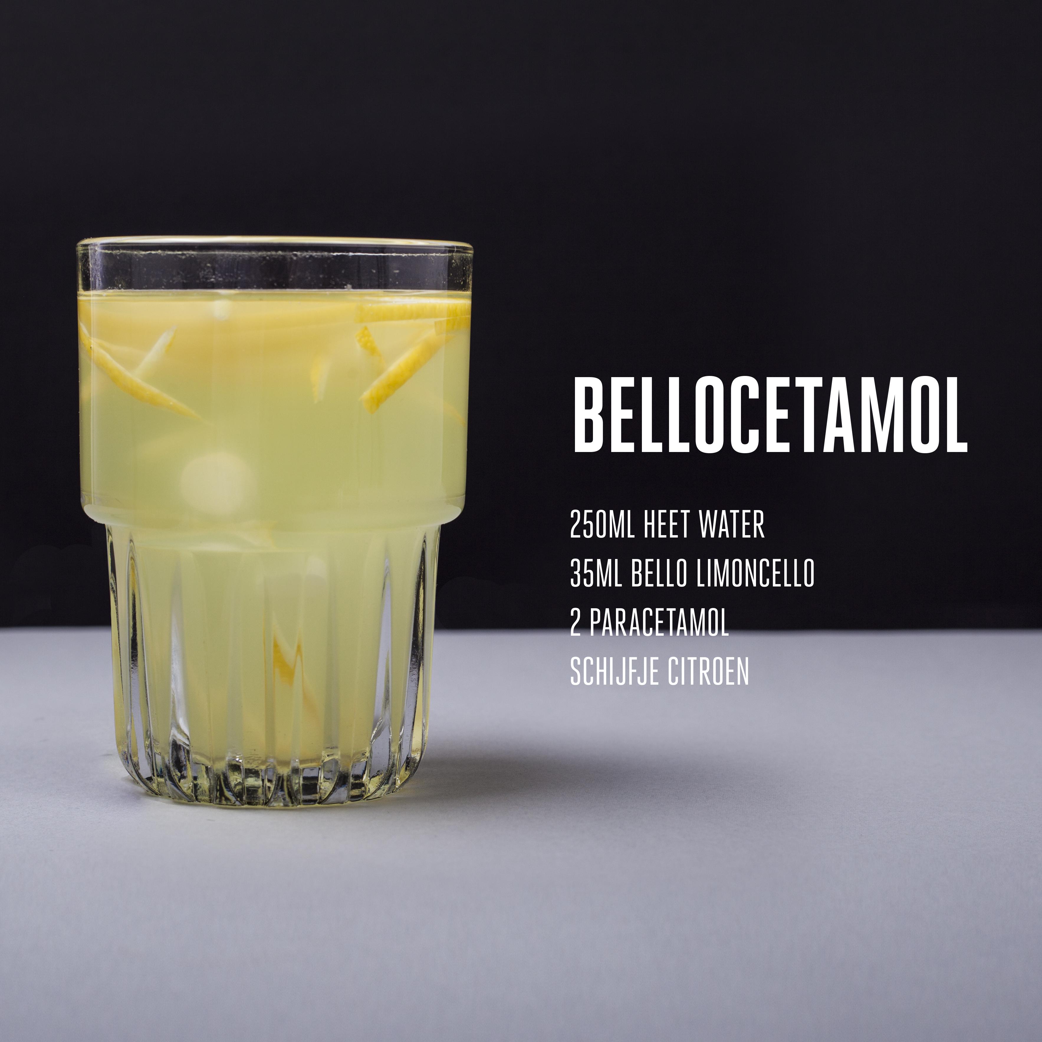 BELLOCETAMOL